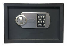 Offex Solid Steel Safe Box with Electronic Lock