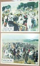Action Pre-1970 UK Lobby Cards