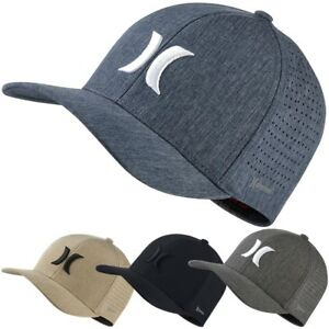Hurley Men's Phantom 4.0 Dri-FIT Flex Fit Hat Cap
