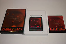 NERDS N*E*R*D*S Atari2600.Com Video Game NEW HOMEBREW ATARI 2600