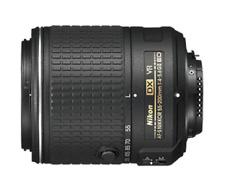 Nikon AF-S DX NIKKOR 55-200mm f/4-5, 6g ED VR II Obiettivo
