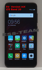 XIAOMI Redmi 4X, Globale Version, LTE Band 20, 3GB/32GB, mit Zubehörpaket