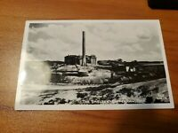 RPPC Vintage The Smelter Copperhill Tenn RPPC Tennessee TN Copper Hill