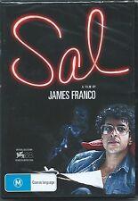 Sal Dvd ( James Franco)New & Sealed All Regions Free Post
