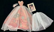 Barbie Batik Princess GOWN SHOES Special Edition clothing dress 2003 for ooak