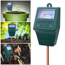 More details for soil moisture tester humidimetre meter detector garden plant flower testing toco