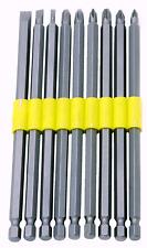 30339 Rolson Tools 9pc X 150mm Bit Set
