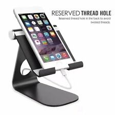 Tablet PC Holder Stand 360° Aluminum Alloy For iPad Pro Air Mini iPhone 8 XS