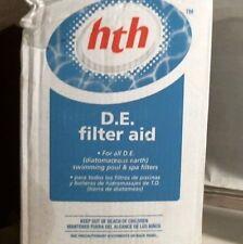 HTH DE (Diatomaceous Earth) Filter Aid 10 LB BOX- 61307