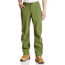 """Haglofs AMFIBIE rugged Pants Trousers. Men's XL, Leg 34"""". Juniper flex fjell mid"""