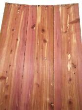 Aromatische Rot Zeder Red Cedar cedro 86x17,5cm 38mm