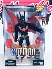 "Batman Beyond 9"" Poseable Figure w/ Retractable Batrope Hasbro 1999 NIB"