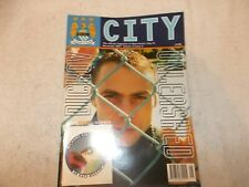 Manchester City MCFC Football Club Magazine Volume 3 Issue 3 November 1997 Dicko