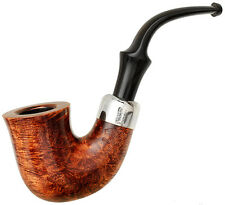Peterson Dublin Standard System XL305 Smoking Pipe with P-Lip Mouthpiece - 3036K