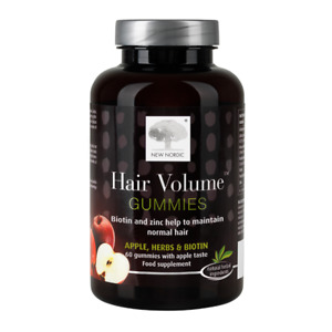 New Nordic Hair Volume 60 Gummies