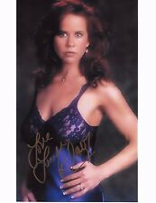 Linda Blair Signed 8x10 Photo - STAR of The Exorcist, HELL NIGHT - SEXY!!! H337