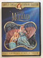 The Shirley Temple Storybook Collection: The Little Mermaid DVD EUC