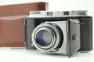 **Near Mint** Voigtlander Bessa II Film Camera w/ Heliar 105mm F/3.5 Lens