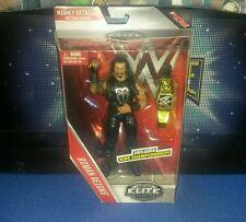 Roman Reigns - Elite Series 45 - New Boxed WWE Mattel Wrestling Figure