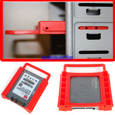 """2.5"""" to 3.5"""" SSD HDD Hard Drive Case Caddy Mount Adapter Holder for Desktop PC/"""