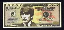 ★★ BEATLES ● GEORGE HARRISON ● BILLET 1 000 000 DOLLARS  ★★ B060