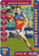 Sports Trading Cards 2014 Team Coach Silver Unused Code Brisbane Lions 04 Jed Adcock Teamcoach Australian Football Cards