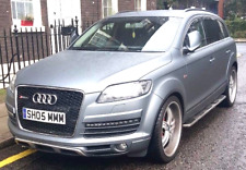 2007 AUDI Q7 3.0 TDI QUATTRO S-LINE LEATHER, ONLY 65K MILES STUNNING LOOKING