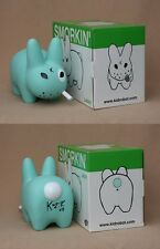 "Frank Kozik SIGNED Kidrobot 10"" Mint Labbit LE 400 AUTOGRAPHED New in Box Vinyl"