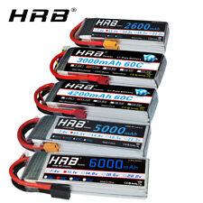 HRB RC 3S lipo battery 11.1V 5000mah 6000mah 2600mah 3000mah 3300MAH-22000mah T