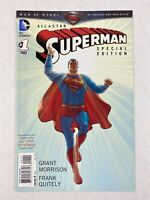 All Star Superman Special Edition # 1 August 2013 DC Comics