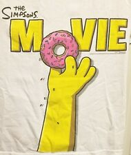 "T-Shirt XL ""The Simpsons Movie"" 2007 T-Shirt"