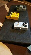 Guitar Effect Pedalboard Setup Pedal Board Velcro Friendly Surface