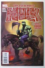 Incredible Hulk #81 (Jul 2005, Marvel) (C5472) Tempest Fugit Conclusion Mephisto