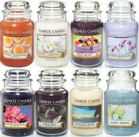 Yankee Candle Large 22oz Jar -Clearance Lines - Delisted , Rare & USA Treasures