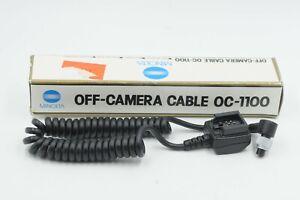 Minolta Off-Camera Cable OC-1100 #J52140