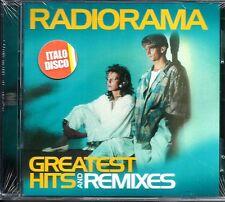 Radiorama – Greatest Hits & Remixes 2CD (Sealed/Folia)