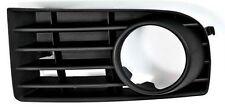 VW GOLF V 03-09 LEFT FRONT BOTTOM FOG LIGHT BUMPER GRILLE TRIM BEZEL NEW