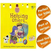 Helping Others (Akhlaaq Building Series) Islamic Book Children Kids Ali Gator