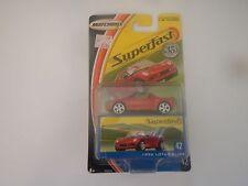 Matchbox Superfast #42 1996 Lotus Elise 1 of 15,000