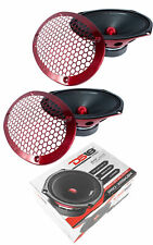 "2x 6x9 "" Midrange Loud Speakers 1100 Watt 4 ohm Pro Car Audio DS18 PRO-X694BM"