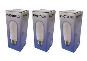 3 Lamps - Photolux - M151P-64480 Lamp - Light Bulb - ES - E27 - 240V - 250W