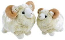 "BNWT -  FARM LIFE ELKA AUSTRALIA ""MACARTHUR RAM / SHEEP"" SMALL TOY 18CM/7inch"