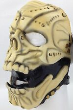 Slipknot Band #0 Sid Wilson Adult Costume Mask Skeleton Skull Face DJ Starscream