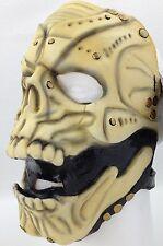 Slipknot Band #0 Sid Wilson Adult Costume Mask Skeleton Skull Face DJ Starscream
