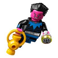 Lego DC SUPER HEROES MINIFIGURES SERIES 71026 Sinestro mini fig