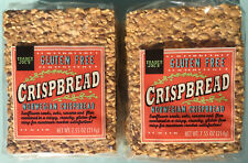 Trader Joe's Gluten Free Norwegian Crispbread Crackers - Choose 1, 2, or 4 Pack