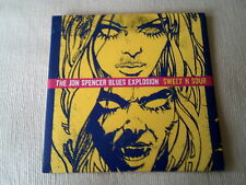 THE JON SPENCER BLUES EXPLOSION - SWEET N SOUR - 3 TRACK PROMO CD SINGLE