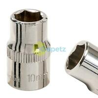 "Socket 3/8"" Drive 6 Point Metric 10mm"