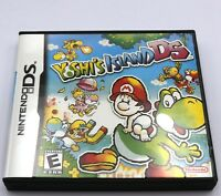 Yoshi's Island DS Nintendo DS Game NDS Lite DSi 2DS 3DS XL a F01