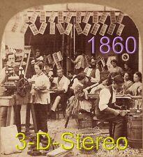 22 STEREOFOTOS - Menschen mit Stereoskopen - oder Stereokameras, Lot 1